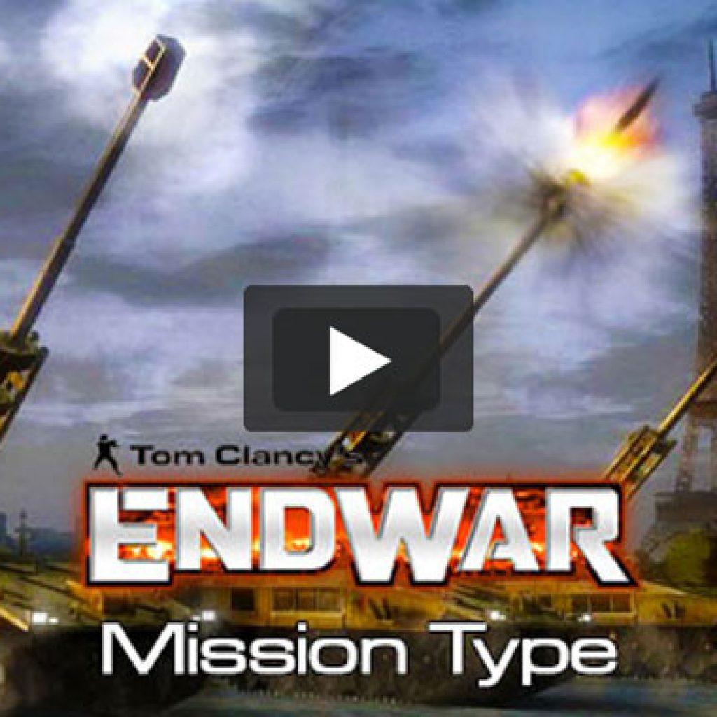 Tom Clancy's Endwar Vignette - Mission Type