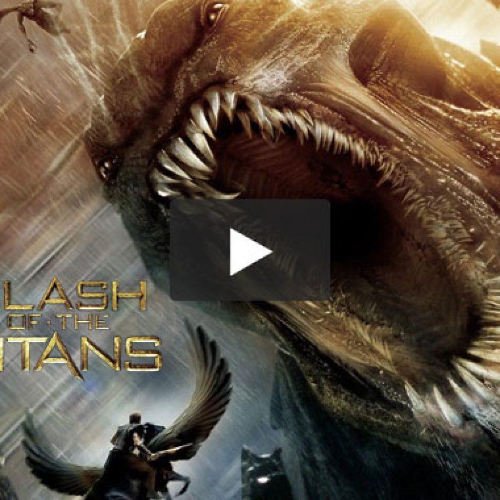 Clash Of The Titans - Release Trailer