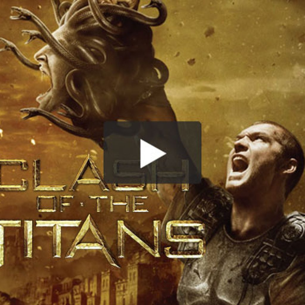 Clash Of The Titans - 'Theatrical Trailer'