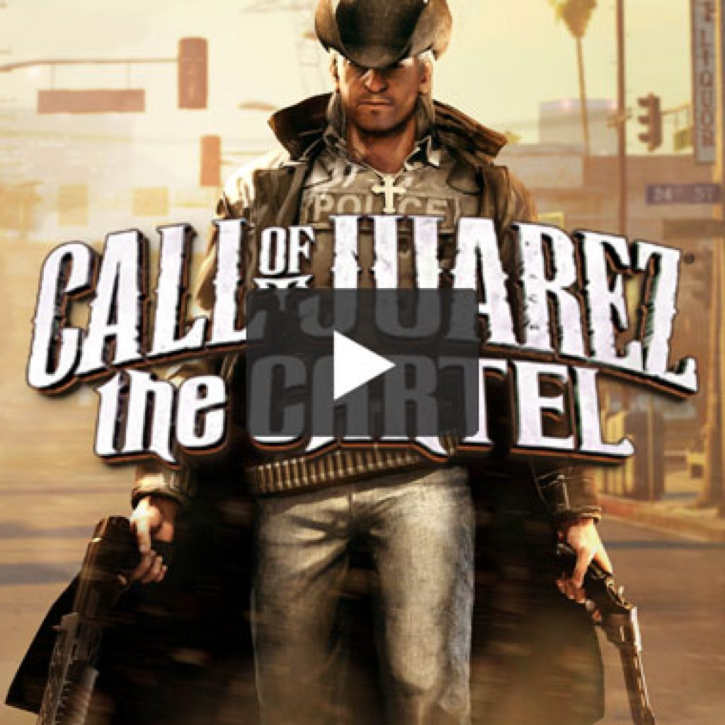 Call of Juarez: The Cartel 'Ben McCall'