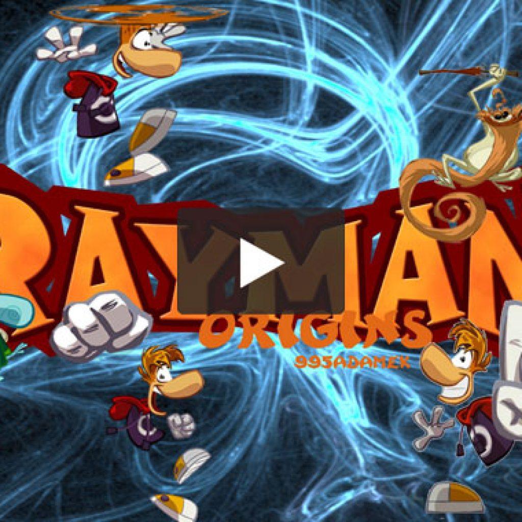 Rayman Origins ':30 Cutdown Accolades'