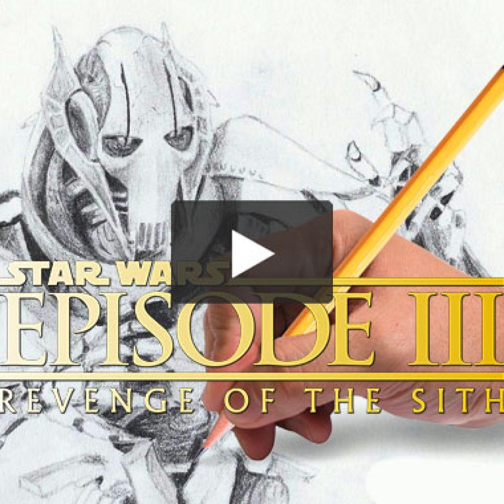 Star Wars Ep III: BTS 'General Grevious'