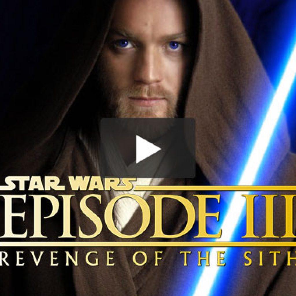 Star Wars Ep III: BTS 'Becoming Obi Wan'