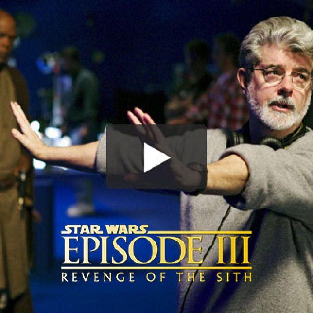 Star Wars Ep III: BTS 'Pickups & Reshoots'