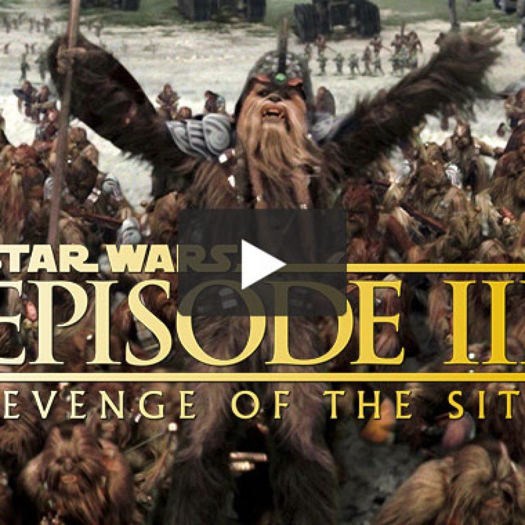 Star Wars Ep III: BTS 'The Wookies'