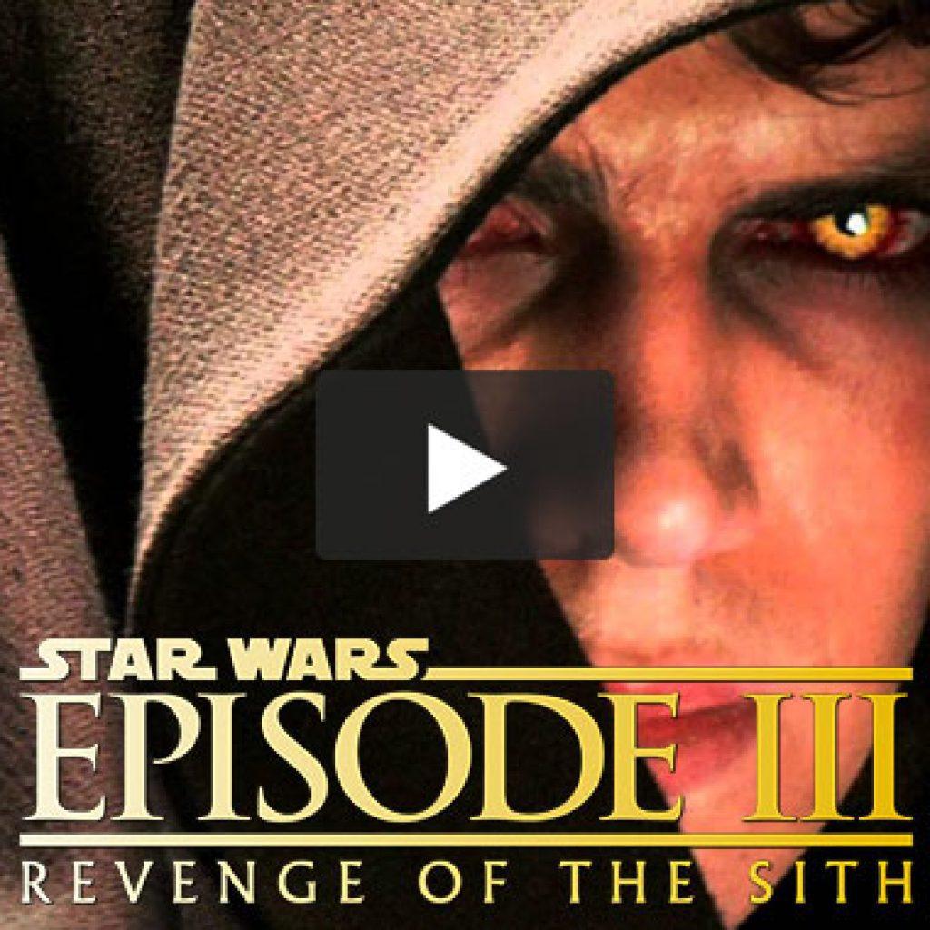 Star Wars Ep III: 'Seduction' Spot