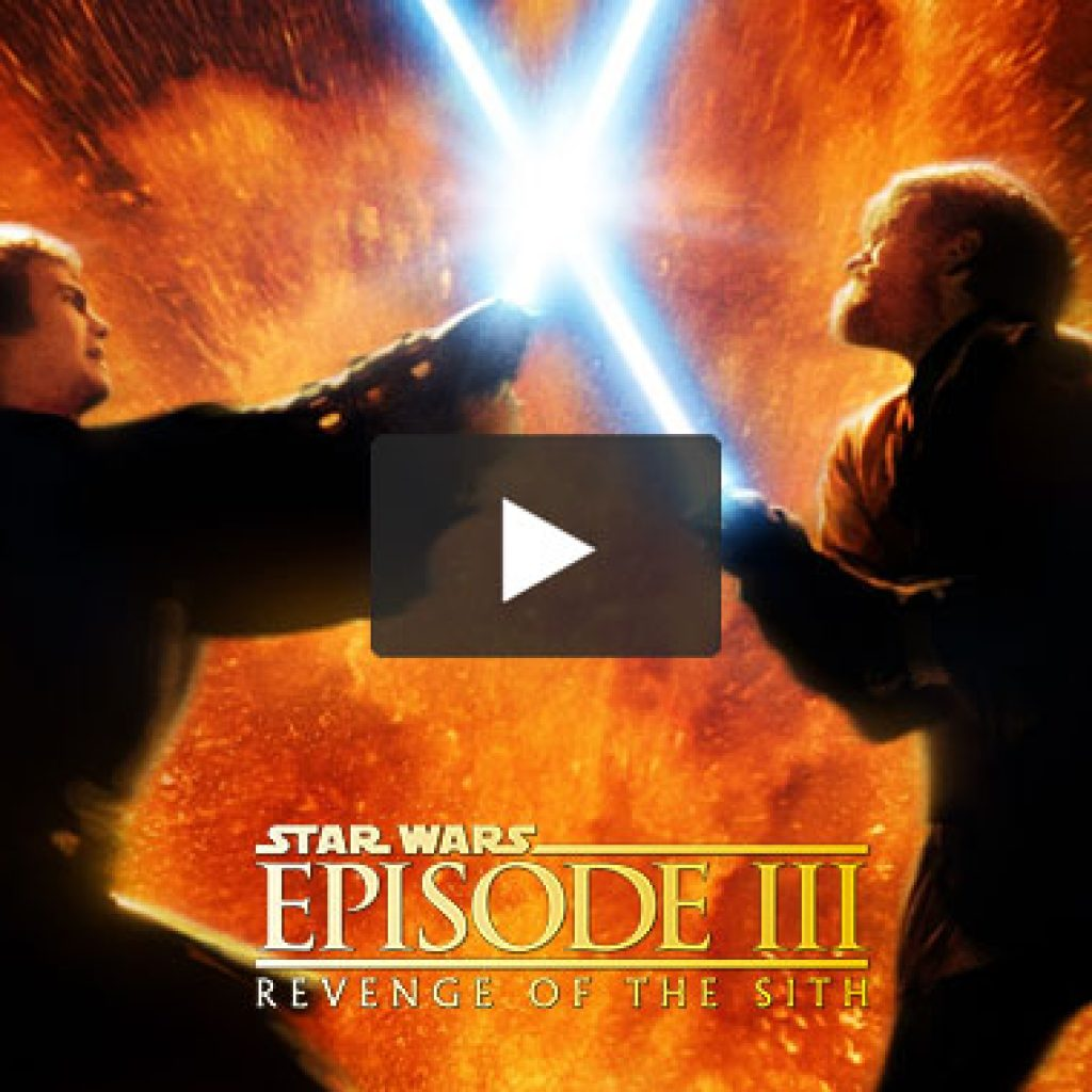 Star Wars Ep III: 'Showdown Spot'
