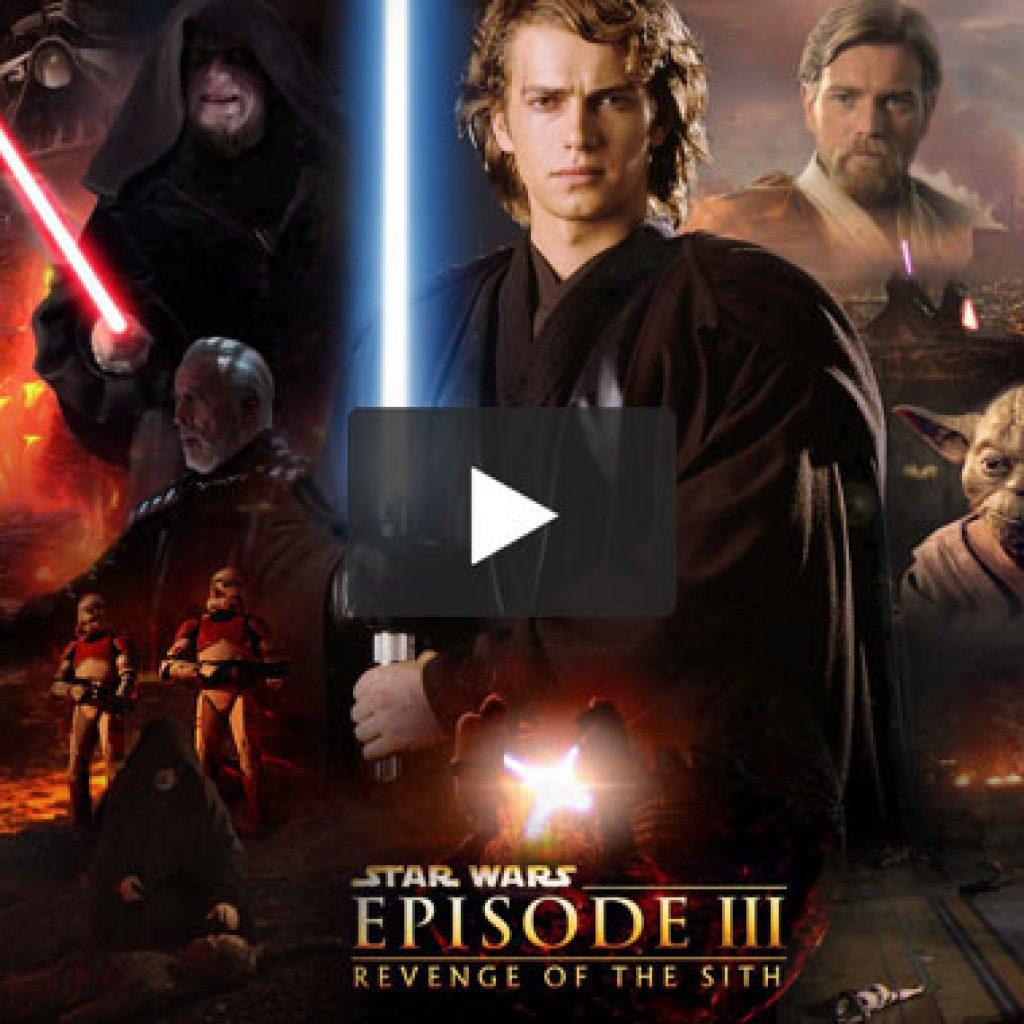 Star Wars Ep III: 'Story' Spot