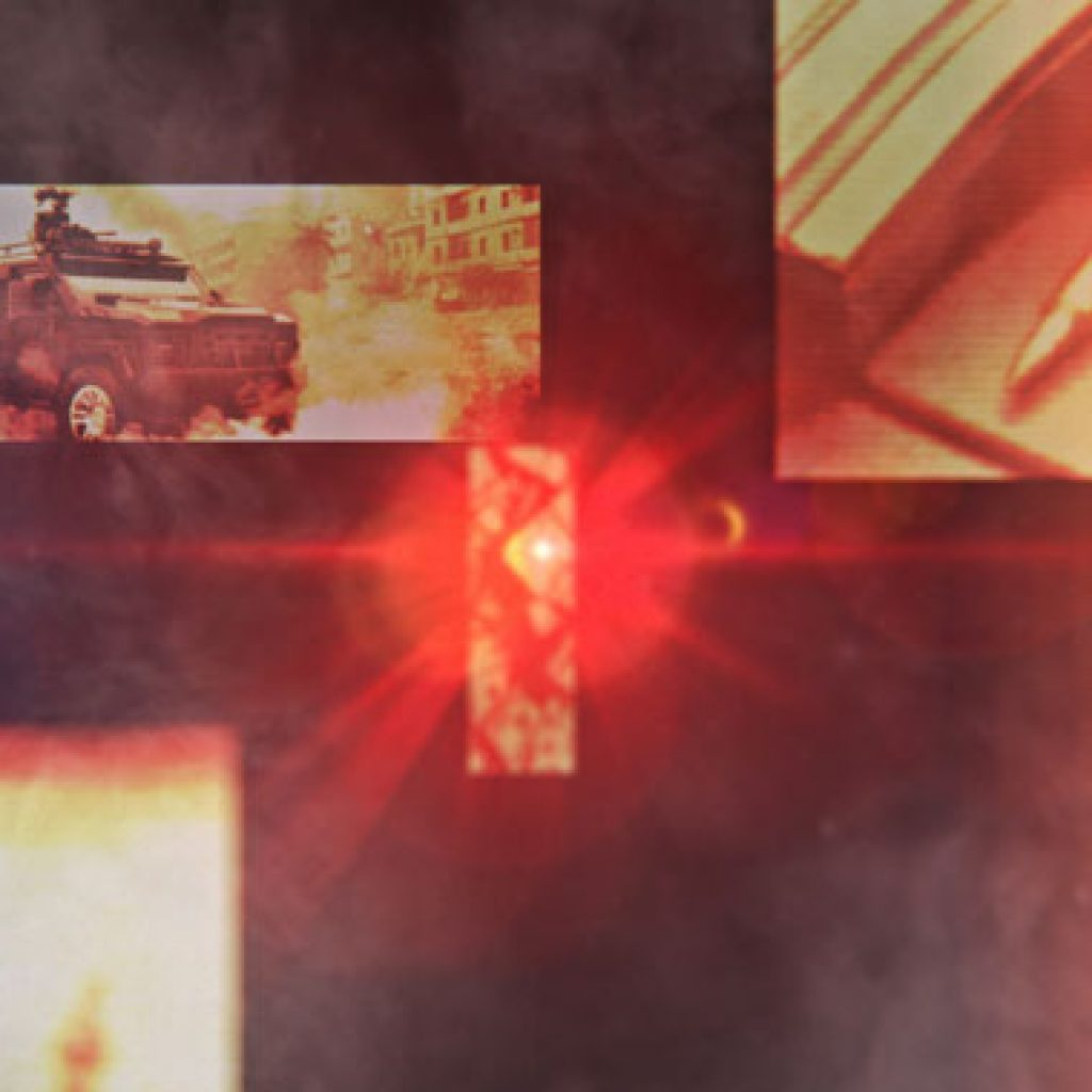 Battlefield: Hardline - Laser 2