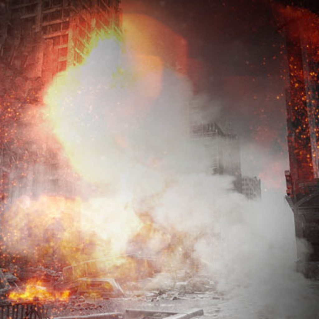 Battlefield: Hardline - Urban Warfare 1