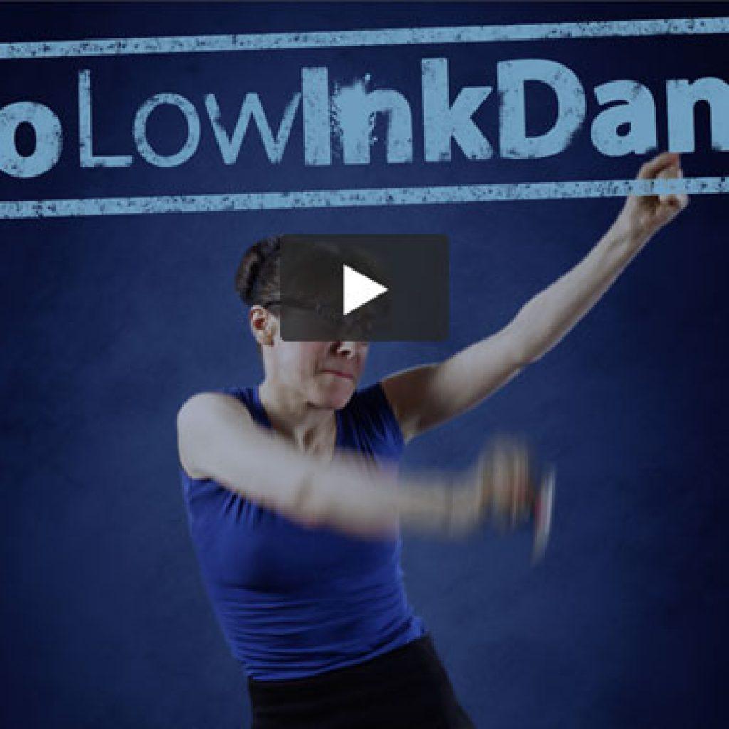 #NoLowInkDance - Blue Vine