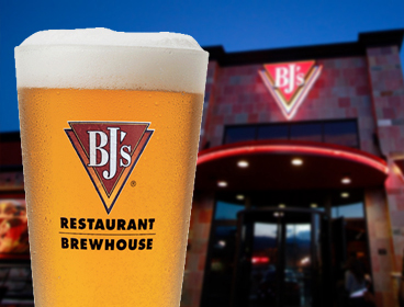 Bj S Restaurant Brew House Pint Class Eyestorm Creative